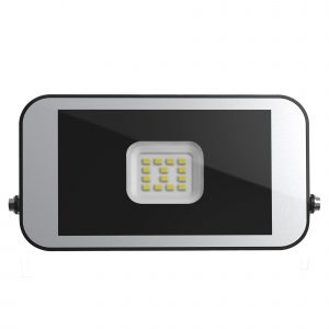 PROYECTOR LED MATEL LUXE NEGRO IP65 10W FRÍA