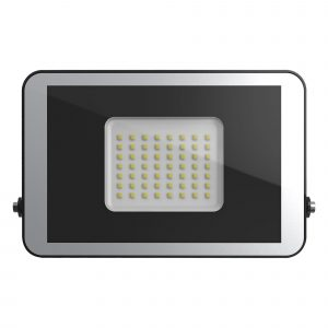 PROYECTOR LED MATEL LUXE NEGRO IP65 30W FRÍA